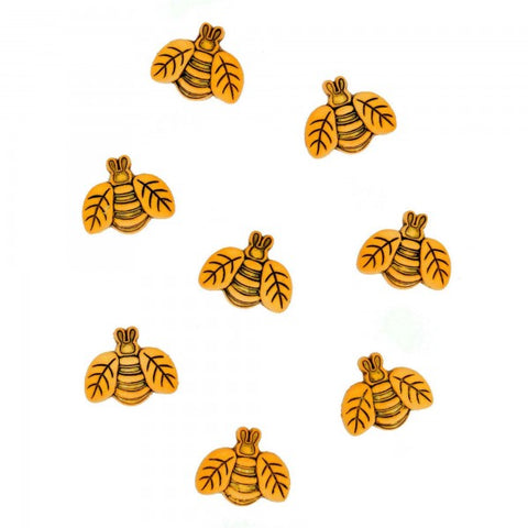 Button #735 - Large Bees
