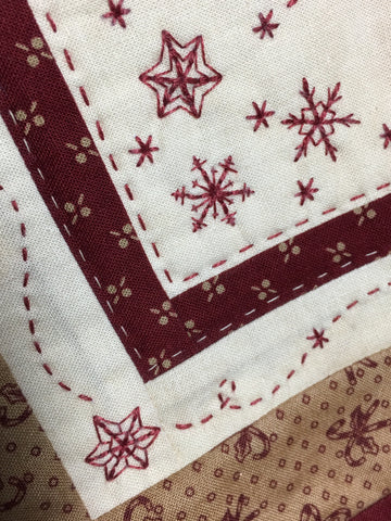 Pattern #045 - First Snow
