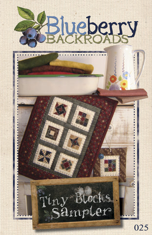 Pattern #025 - Tiny Blocks Sampler