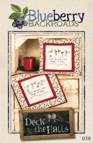 Pattern #038 - Deck the Halls