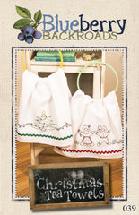 Kit #039 - Christmas Tea Towels