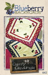 Kit #042 - Cherry Candle Mat