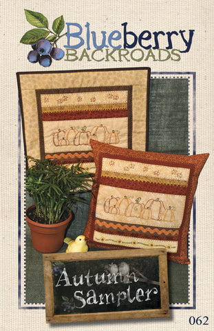 Pattern #062 - Autumn Sampler
