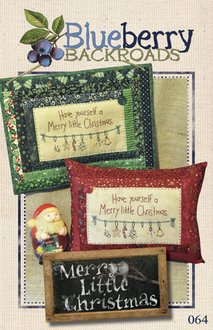 Pattern #064 - Merry Little Christmas