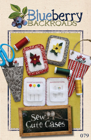 Pattern #079 - Sew Cute Cases