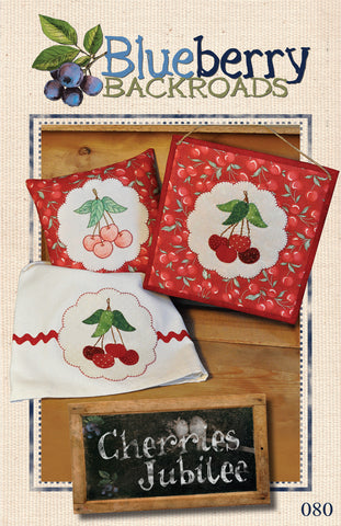 Pattern #080 - Cherries Jubilee