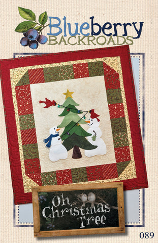Pattern #089 - Oh Christmas Tree