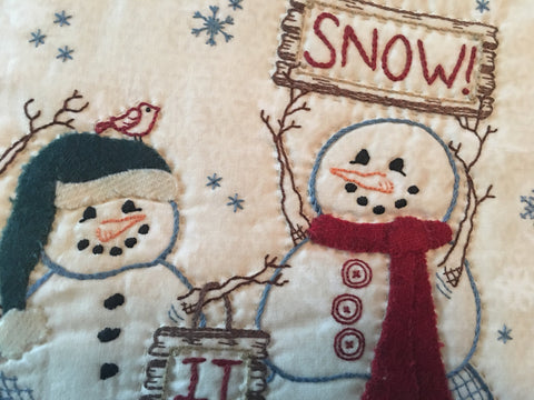 Pattern #061 - Let it Snow!