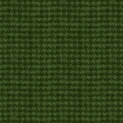 Fabric #8503 G2 - Woolies Flannel - Dark Green Houndstooth