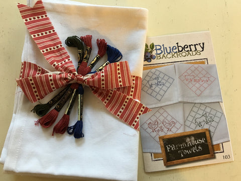 Kit #103 - Farmhouse Towels