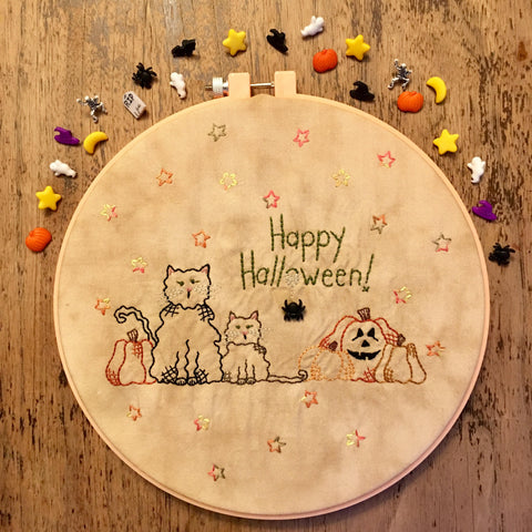 Pattern #065 - Happy Halloween!