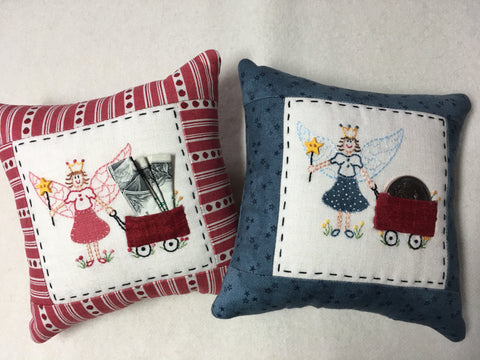 Kit #041 - My Tooth Fairy Pillow