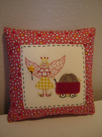 Pattern #041 - My Tooth Fairy Pillow