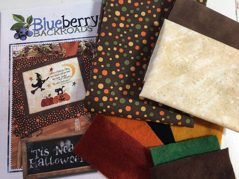 Kit #018 - 'Tis Near Halloween