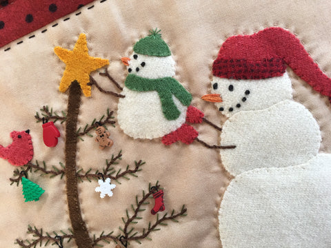 Pattern #019 - Trimming the Tree