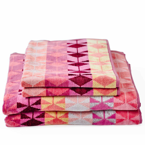 Acer Bath Towel Bathroom Makeover Set