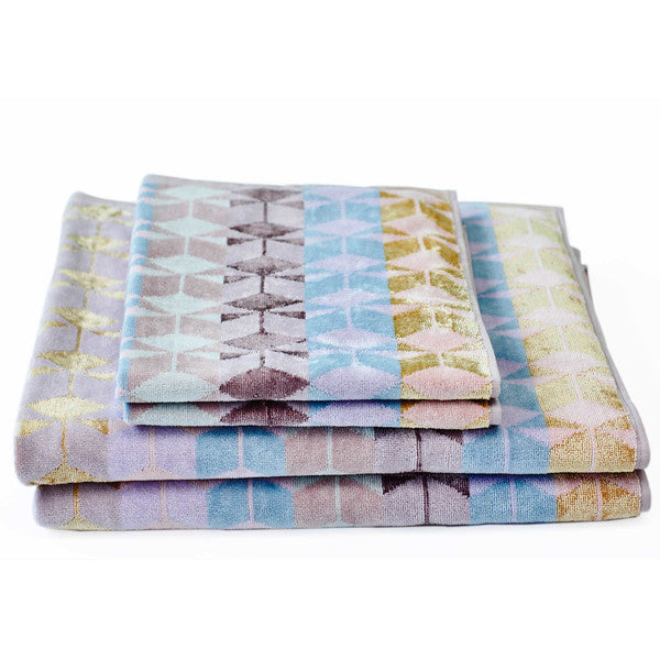Tenera Bath Sheet or Pool Towel Makeover Set