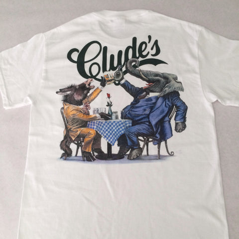 Clyde's Political T-Shirt