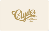 Clyde's Gift Card