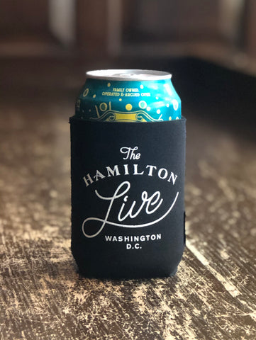The Hamilton Live Koozie