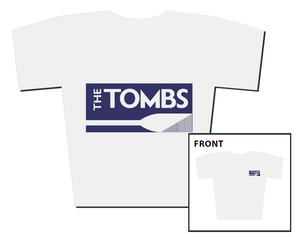 Open image in slideshow, The Tombs T-Shirt, White