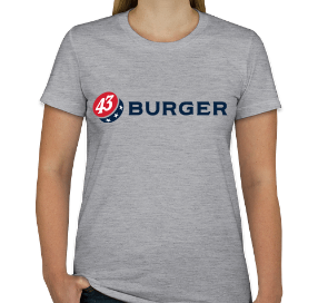 43 Burger Ladies T-Shirt