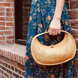 Ella Basket Clutch
