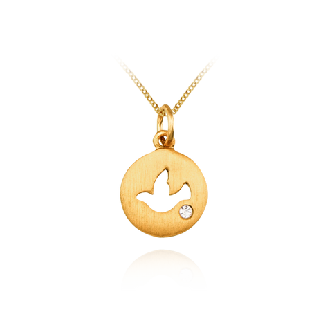 Dove of Peace Pendant
