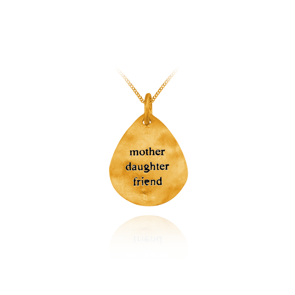 Mother Daughter Friend Pendant