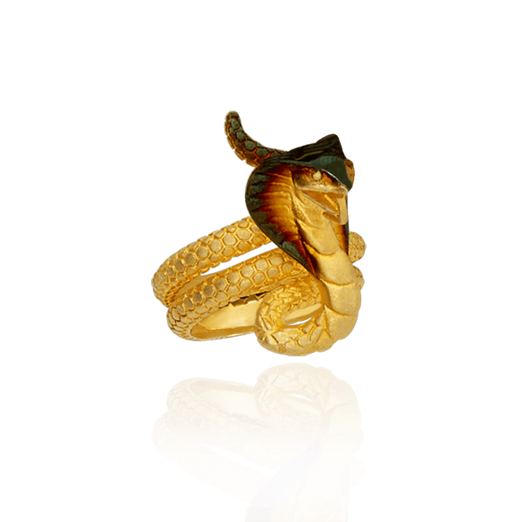 Ember King Cobra Ring