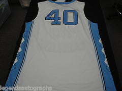 HARRISON BARNES Signed NIKE JERSEY UNC Basketball Auto Golden State Warriors +