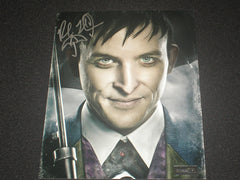 ROBIN LORD TAYLOR Signed 8x10 PENGUIN Photo GOTHAM Autograph RARE