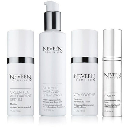 anti-aging for instant hydration with a young, youthful, ageless look