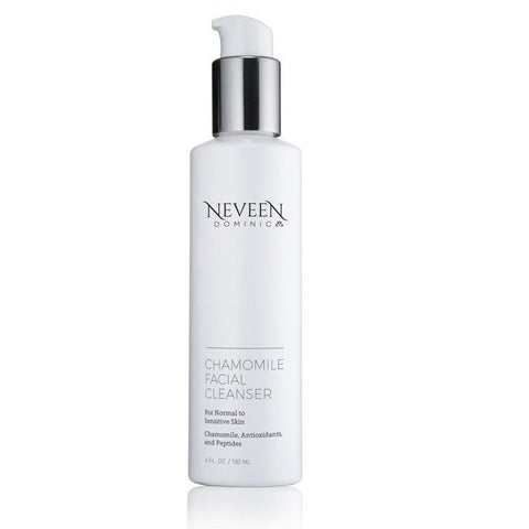 Neveen Dominic skincare skin care line youth youthful anti-aging ageless young hydration hydrated moisture moisturizer cleanser wash