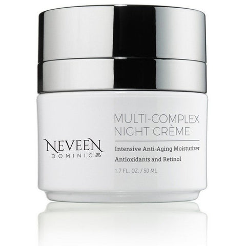 restore rejuvenate skin with a young, youthful, look overnight while you sleep from Neveen Dominic skin care skincare