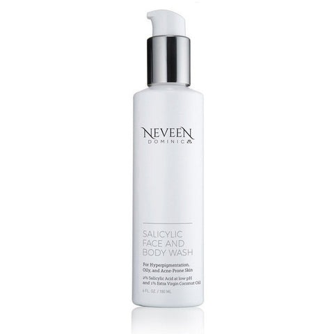 face wash for acneic acne oily skin by Neveen Dominic skin care skincare line