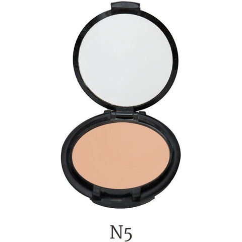 professional artist-quality make-up hydrates and hides imperfection for a flawless look with matte finish