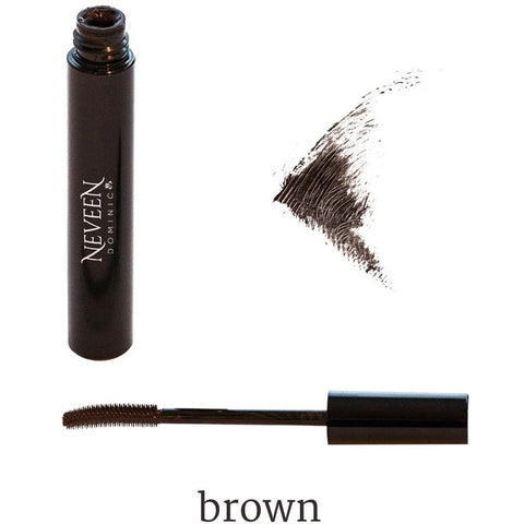 neveen dominic face eye make-up makeup professional mascara