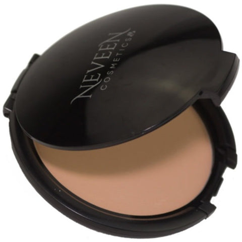 foundation all-in-one powder by Neveen Dominic Cosmetics in Calgary, Alberta
