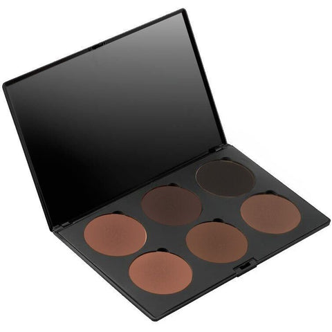 Juba Cream Foundation Pallette