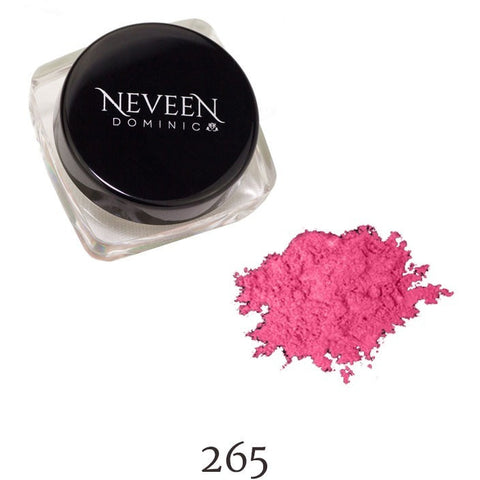 neveen cosmetics professional artist-quality pigment add colour color pizzazz lips eyes hair moisturizer skin