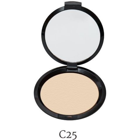 Translucent Pressed Powder