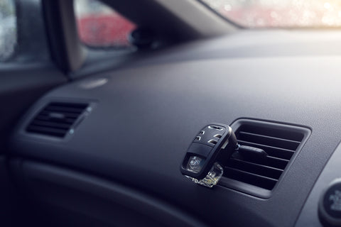 car air freshener clip