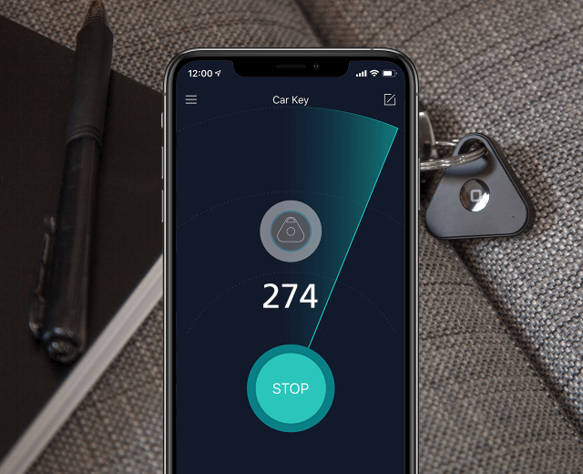 Ring Your Keys with Your Phone