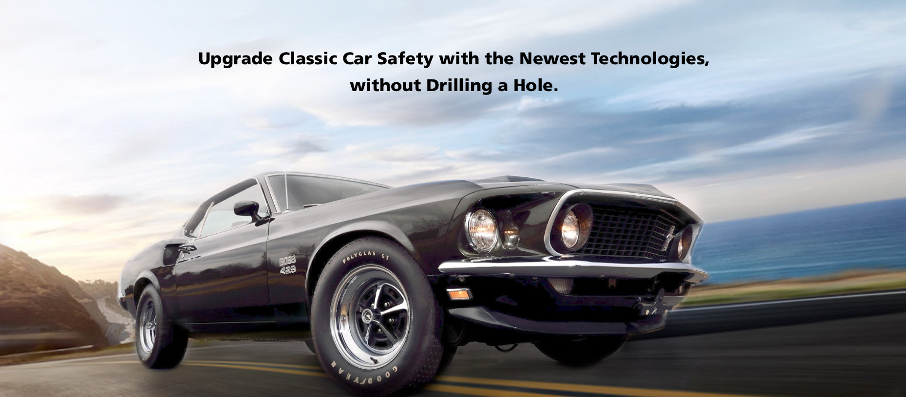 Classic Car Safety | nonda | Today\'s Technology for Yesterday\'s Car