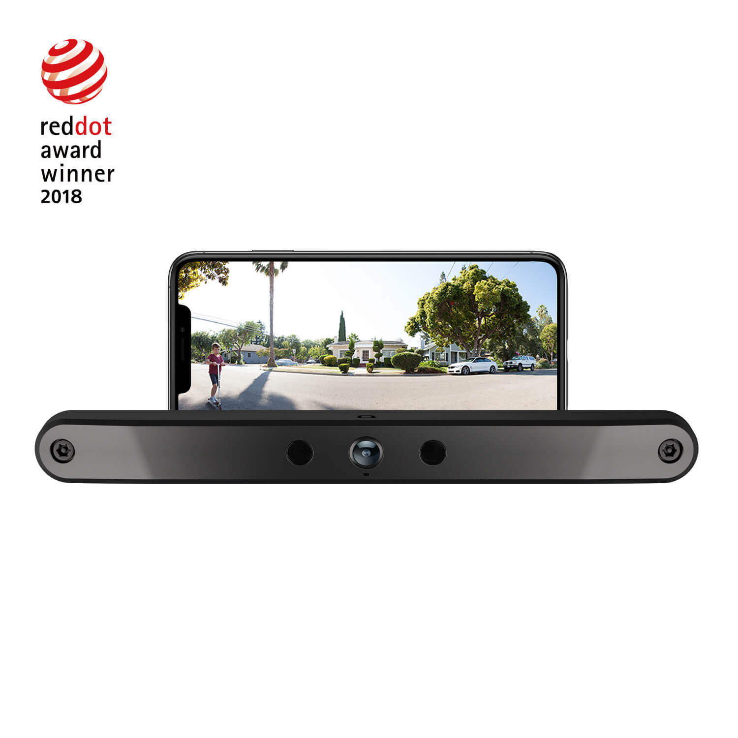 Wireless Smart Backup Camera<meta charset= utf-8 ><p><span>Eliminate blind spots and reduce the chances of an accident with our wireless backup camera kit. The camera is easy to install, charge and manage on your smart device.</span></p><p><span>Key Features:</span></p><meta charset= utf-8 ><p><span>- 170-Degree Wide Angle View<br>- Total Wireless<br>- Self-install in 10 Minutes</span></p>
