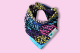 Pocketful of Posies | Bamboo Kerchief Bibs | 2-Pack
