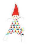 WHOLESALE Lars the Gnome | Multi-Color Gnome | Cotton Snuggle Lovie - Oliver + Kit