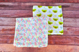 Signature | Cotton Swaddle Duo - Oliver + Kit