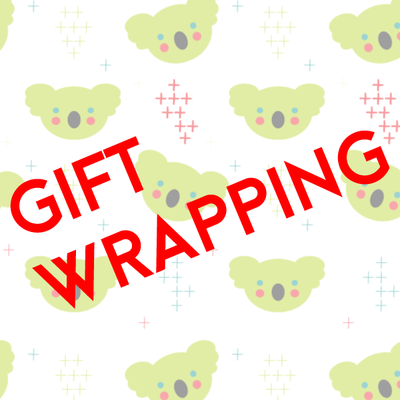 Gift Wrapping - Oliver + Kit